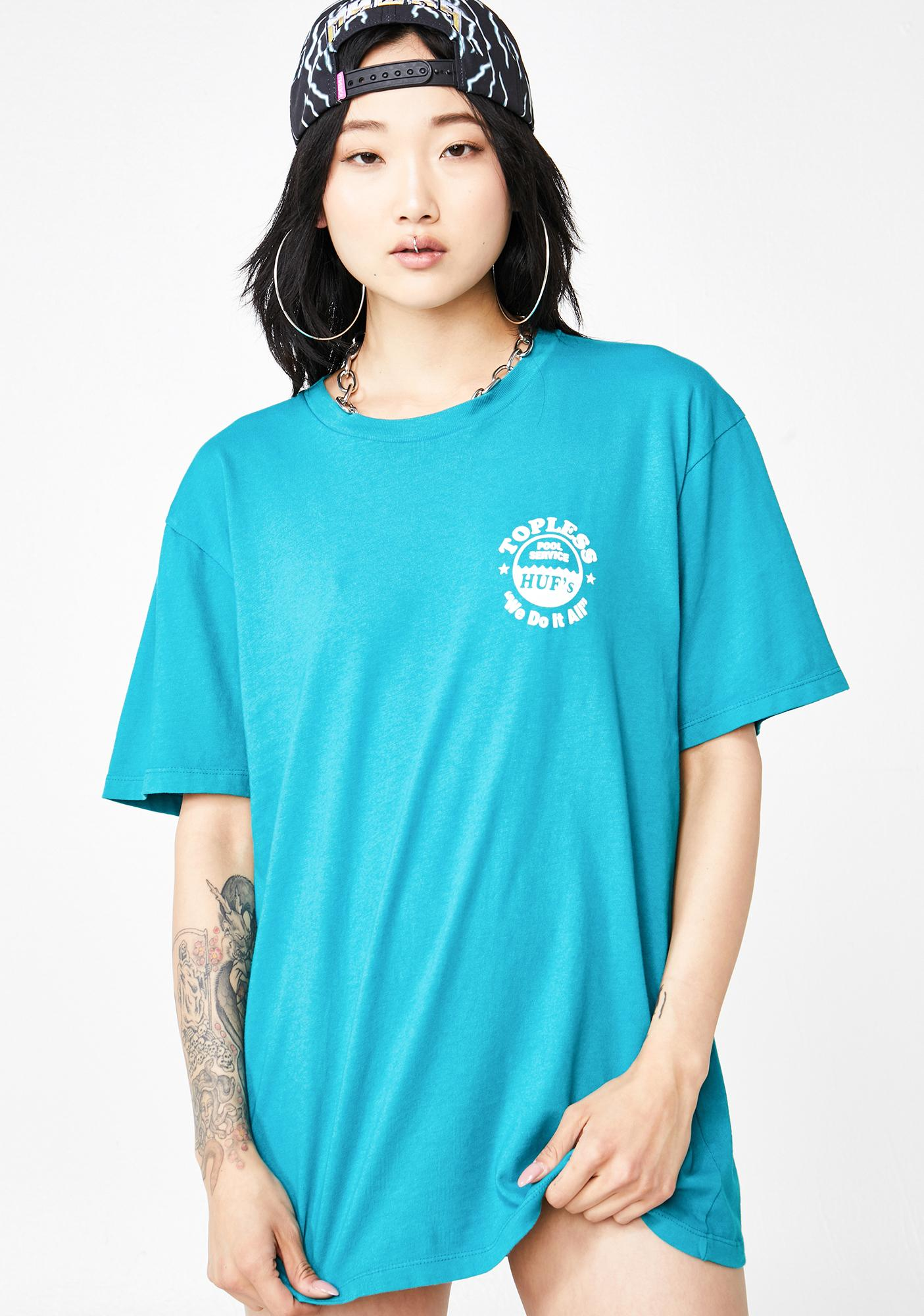 HUF Drained Graphic T-Shirt