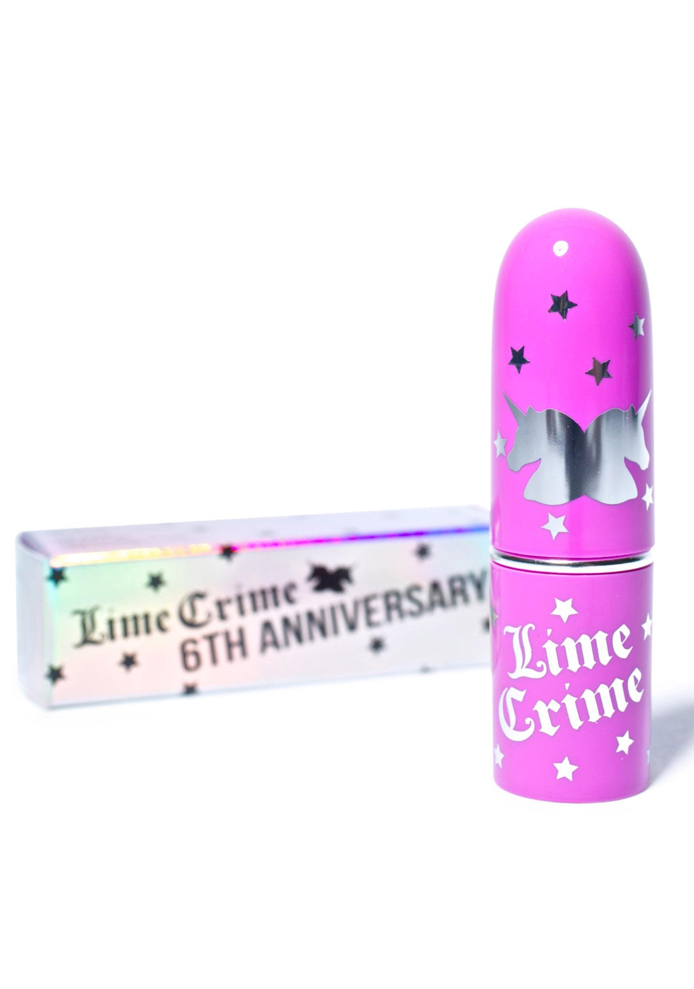Lime Crime CosmoPop Lipstick