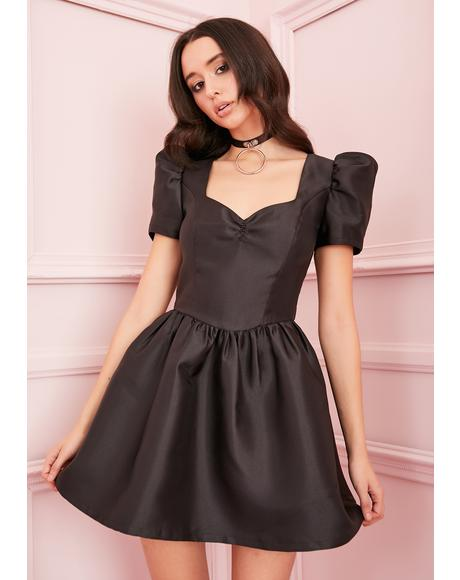 Your Everything Satin Dress
