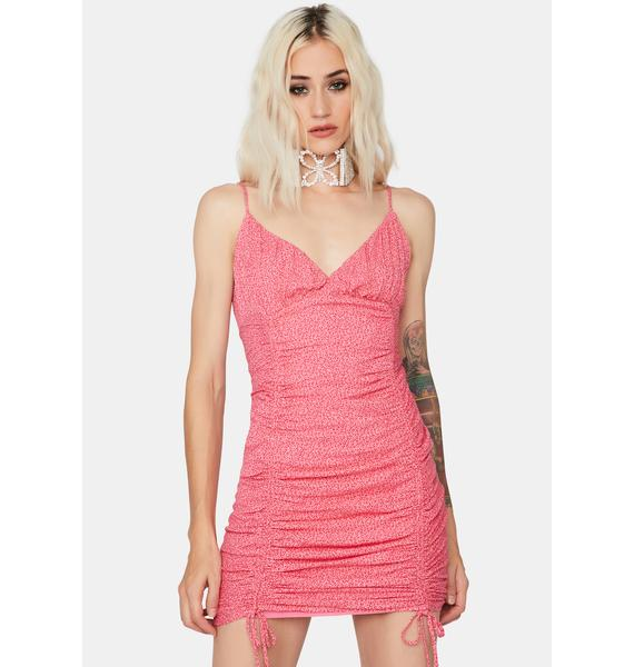 Sugar Circling My Mind Mini Dress