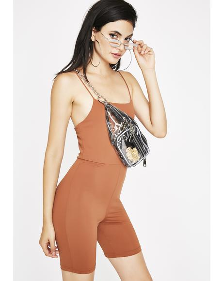 Strut It Bodycon Catsuit