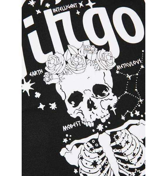 Killstar Virgo Mini Tapestry