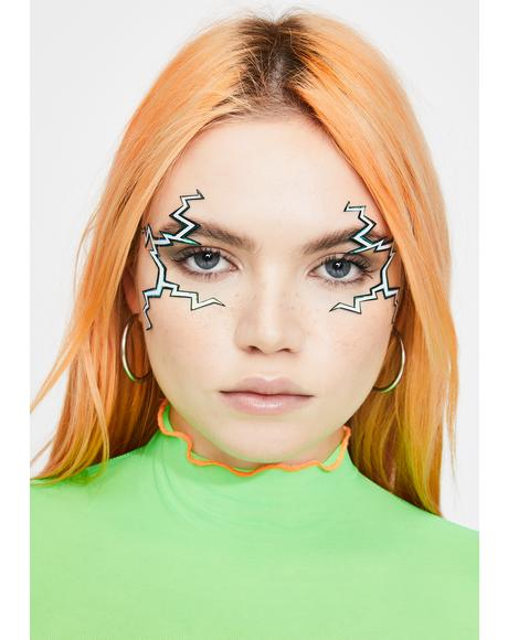 Thor-Adore Eye Stickers