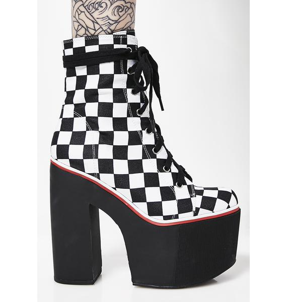 Charla Tedrick Riot Squad Sneakers