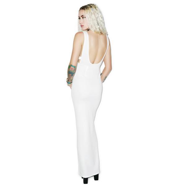 Mod Marilyn Maxi Dress