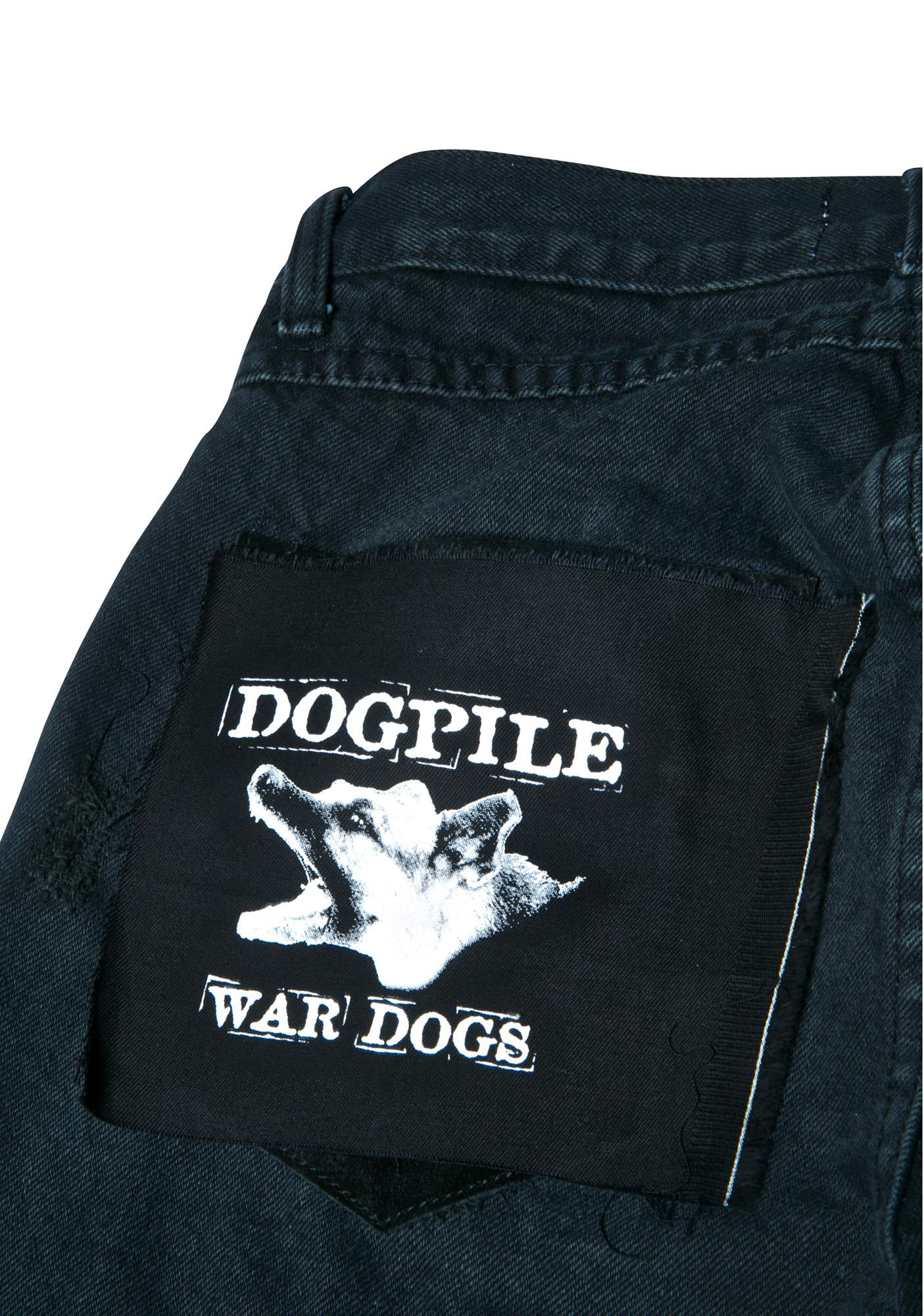 War Dogs Patch