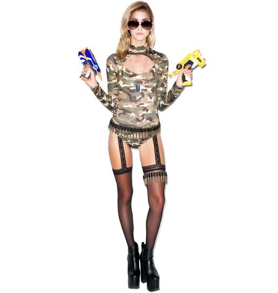 Shoot 'Em Down Costume