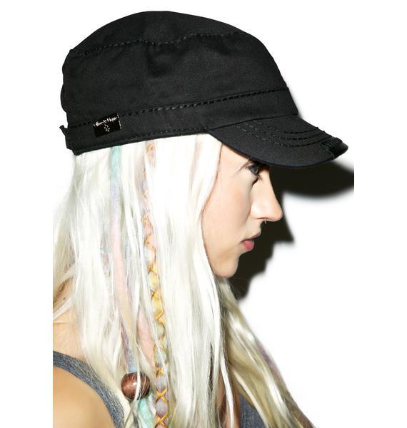 Messy Militia Hat