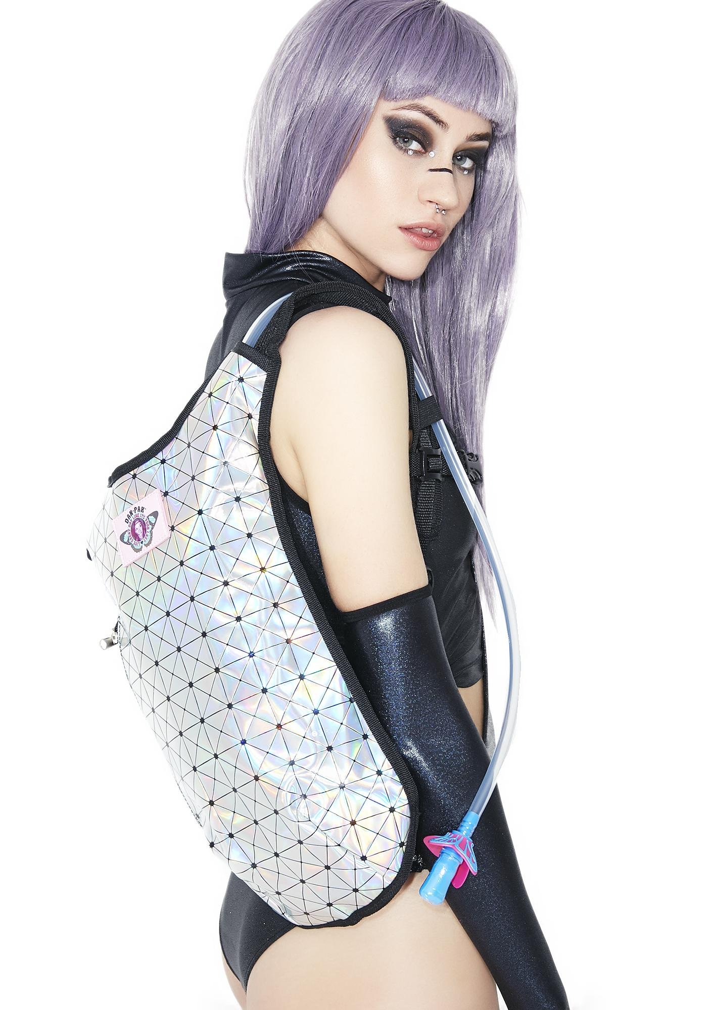 Dan-Pak Cylon Holographic Hydration Backpack