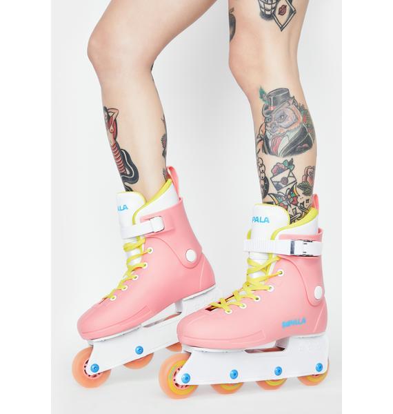 Impala Rollerskates Pink Inline Skates