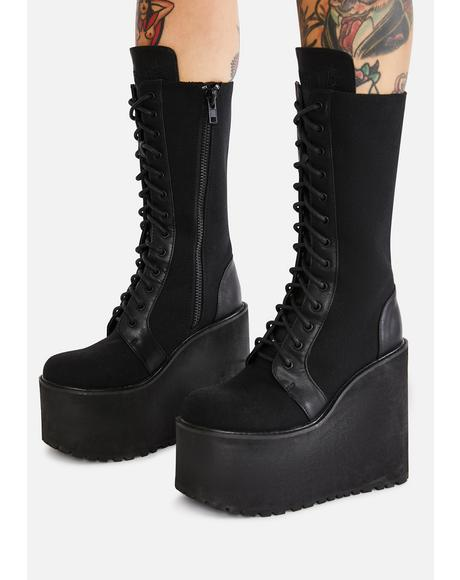Bassline Traitor Boots