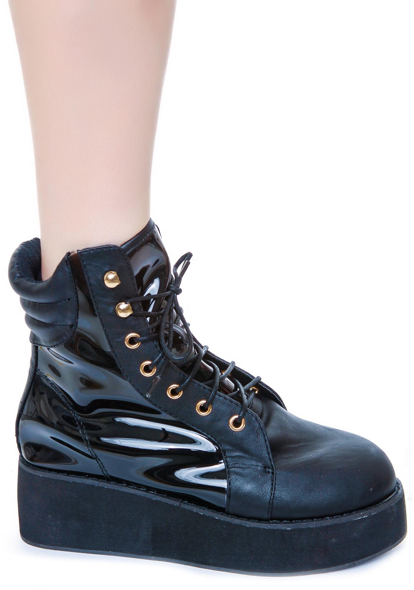 Y.R.U. Raze Boots