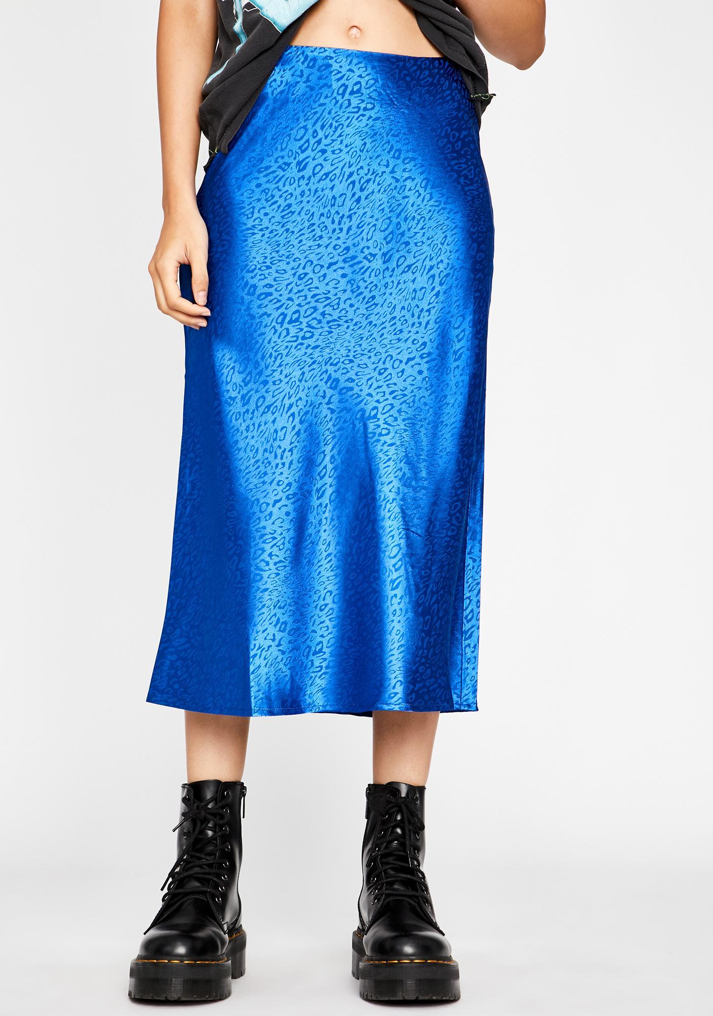 Rawr Like Me Midi Skirt