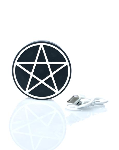 Magik Pentagram Power Bank