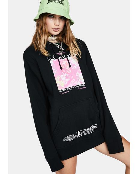 Lovely Sort Pullover Hoodie