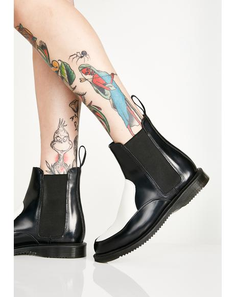 Aimelya Chelsea Boots