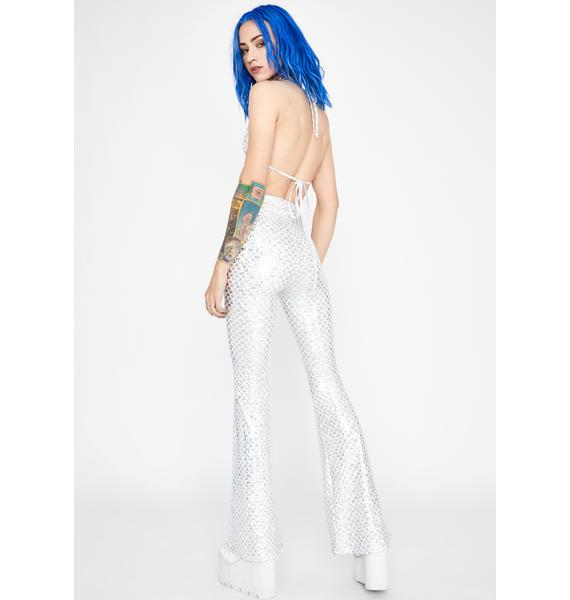 Sonic Shine Sequin Pant Set