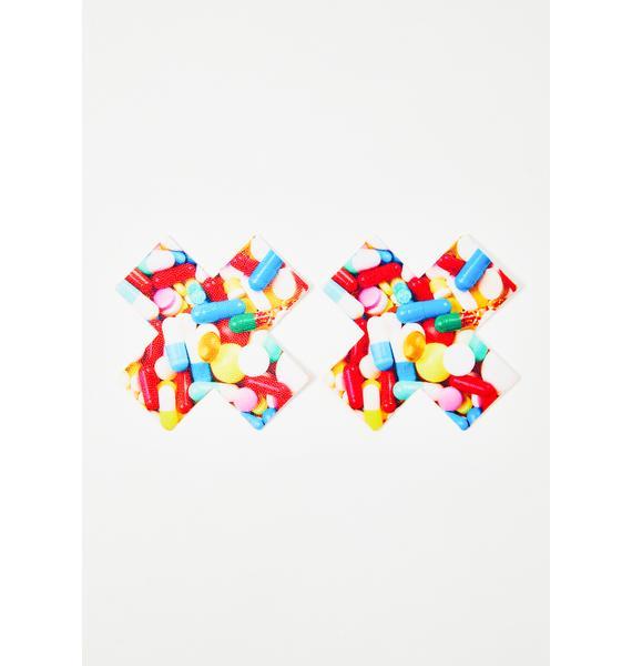 Pastease Pills Cross Pasties