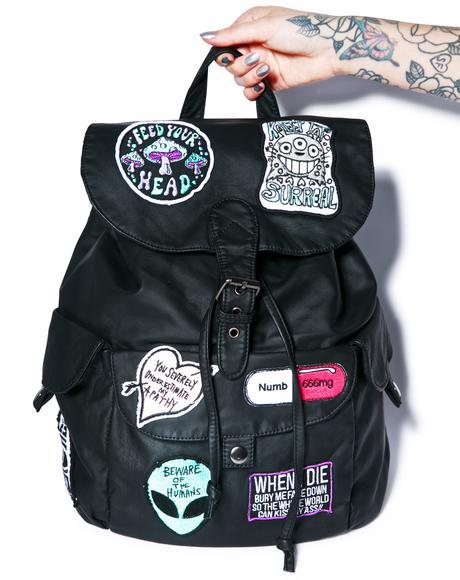Numb Backpack