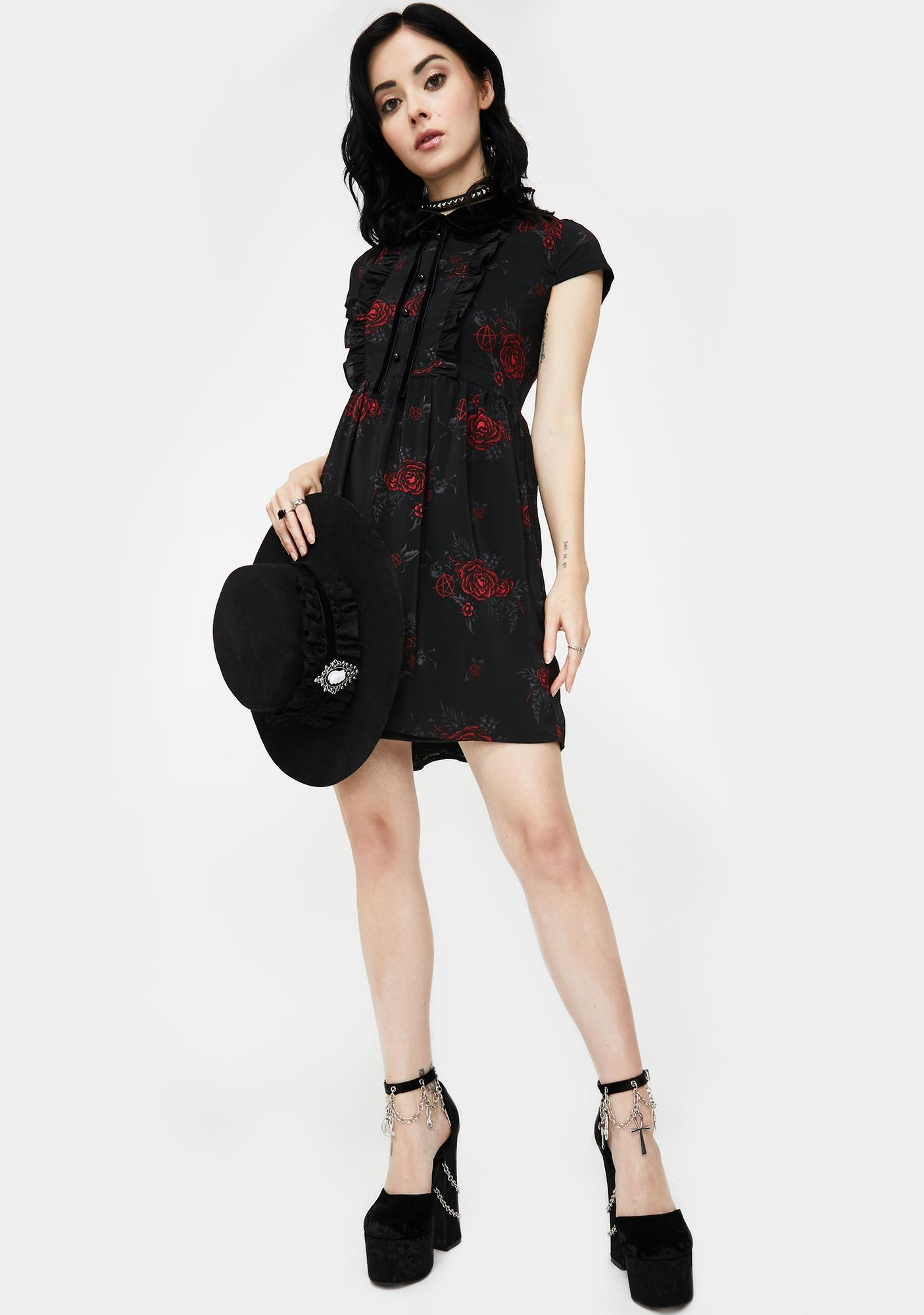 Killstar Rosalia Doll Dress