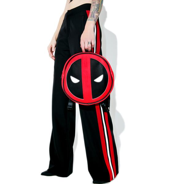 Loungefly Marvel Deadpool Mini Backpack