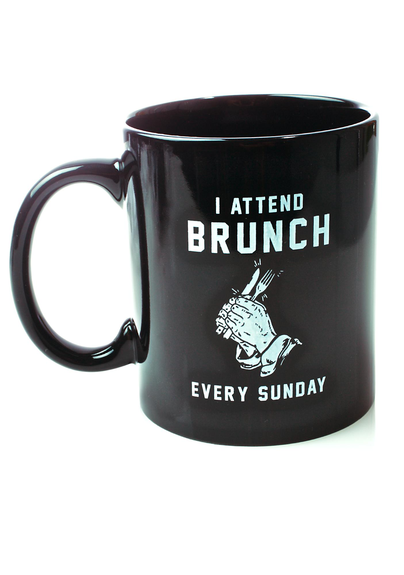 Baddies Who Brunch Mug