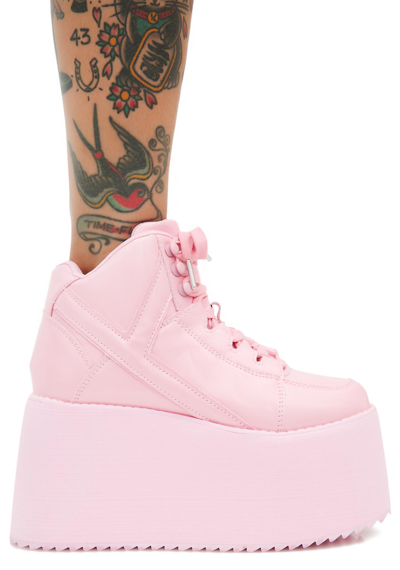 Y.R.U. Qozmo 2 Platform Sneakers