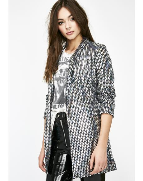 Studio Flirty4 Disco Blazer