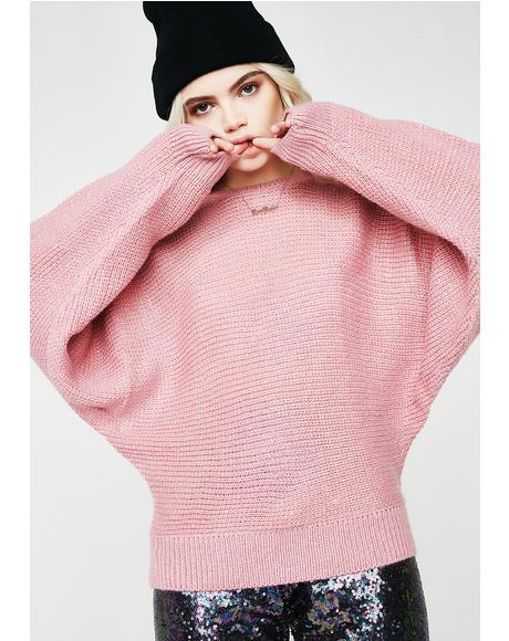 All Sweetz Knit Sweater