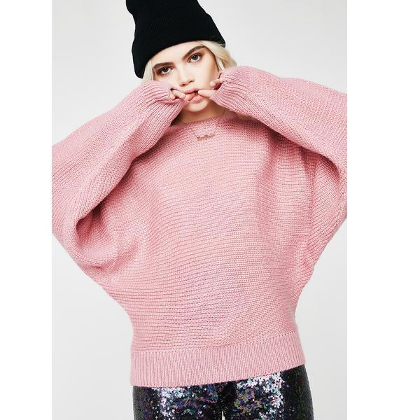 All Sweetz Knit Sweater