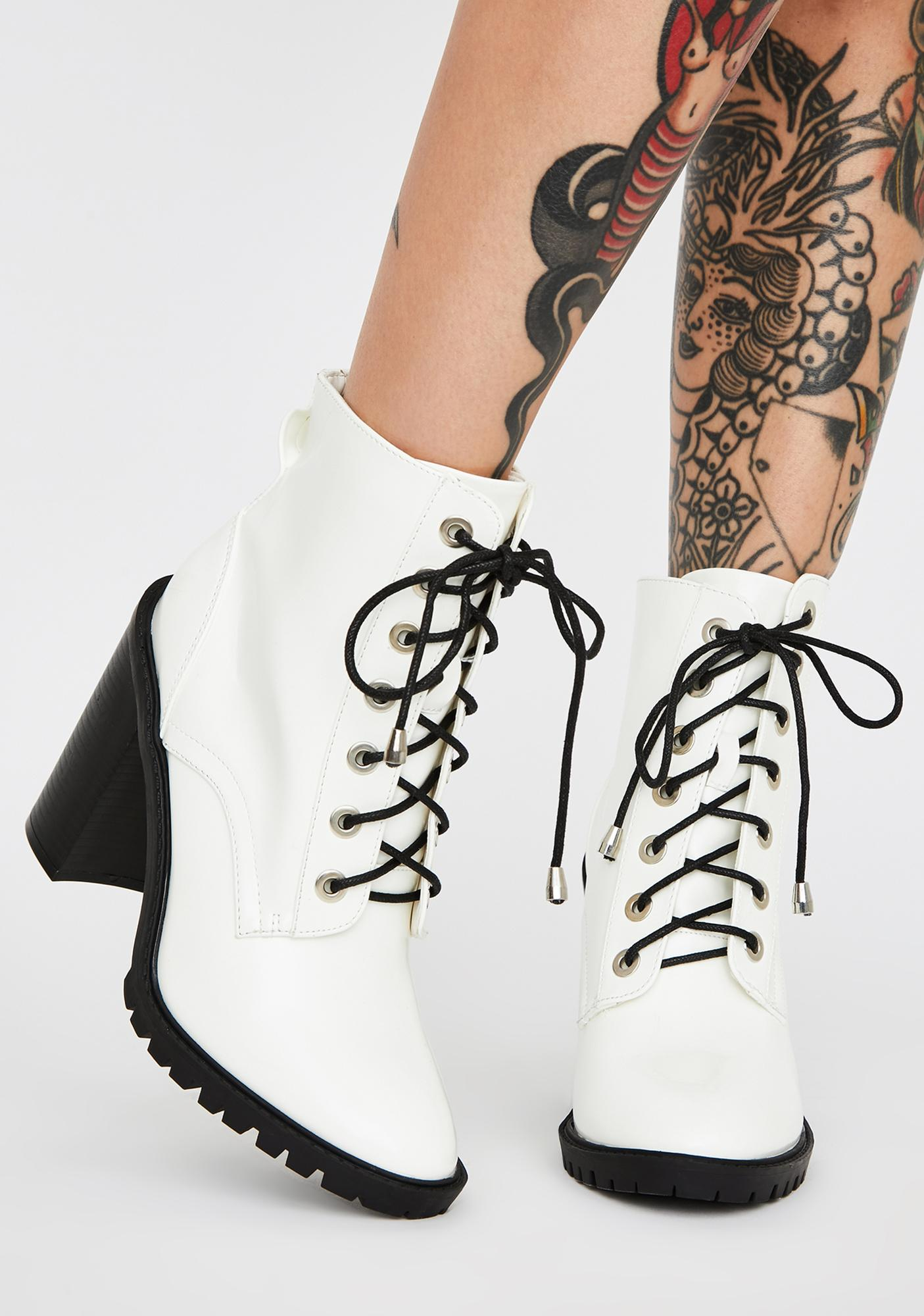 Frost Get It Started Ankle Boots