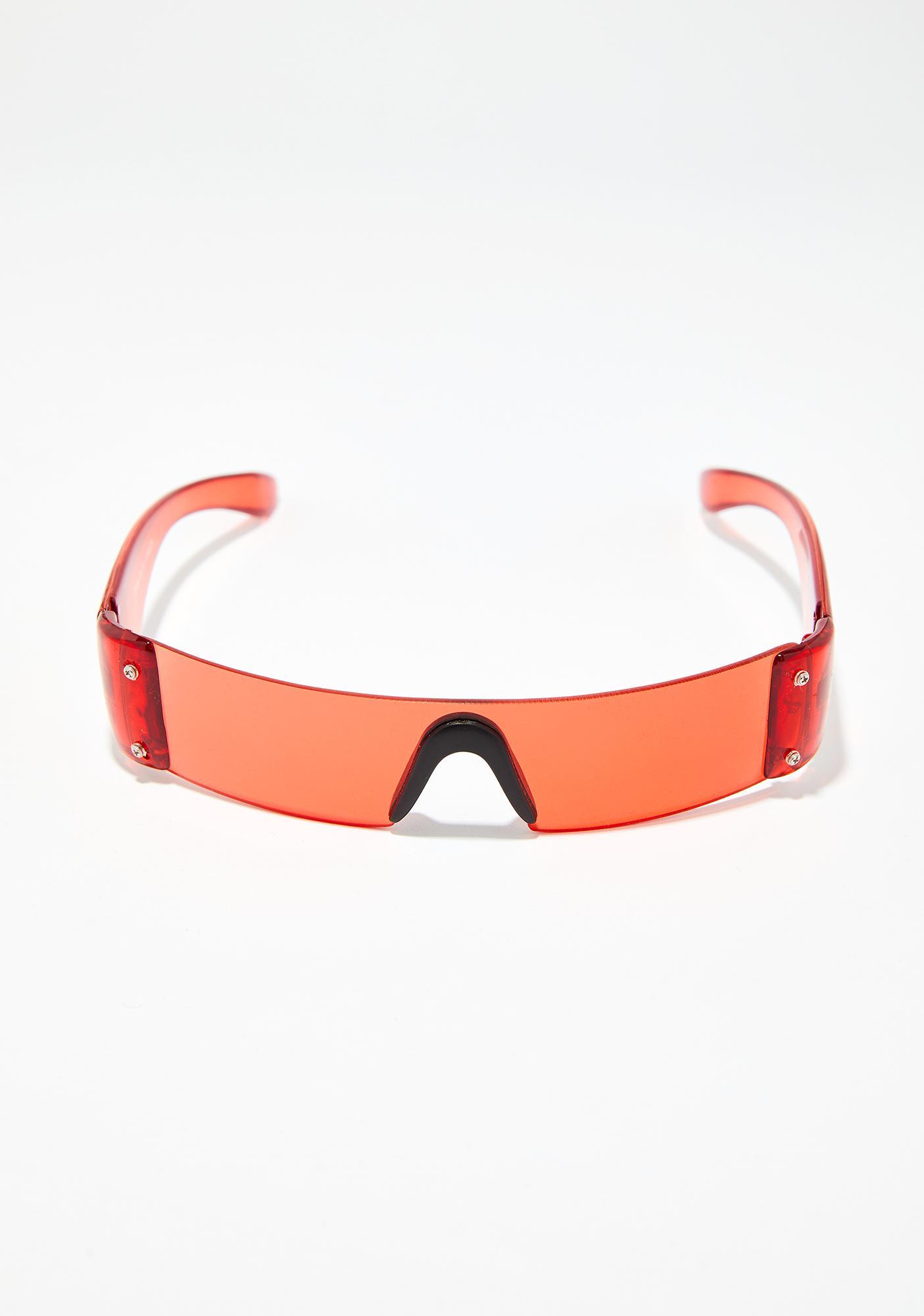 9acefab597 Lit Future Hustle Shield Sunglasses  Lit Future Hustle Shield Sunglasses ...