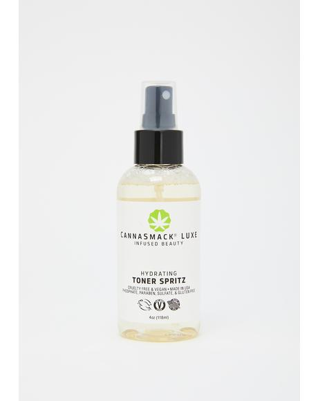 Hemp-Infused Hydrating Toner Spritz