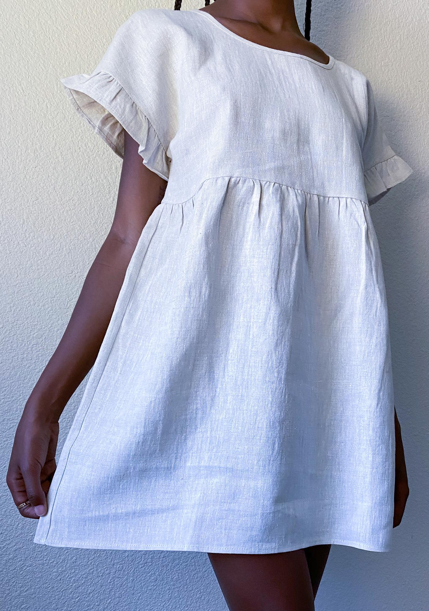 Heavenly Absolute Bliss Mini Dress