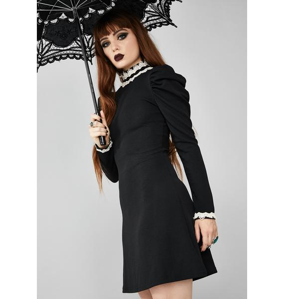 Widow Heathen In Disguise Mini Dress
