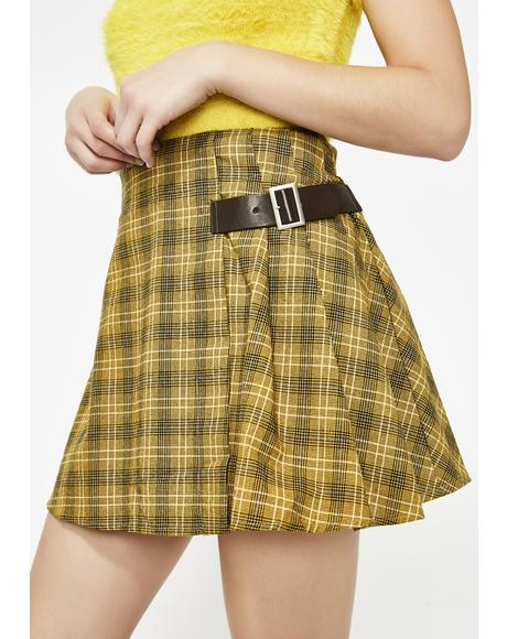 Sunny Detention Detainee Mini Skirt