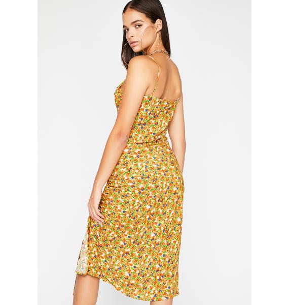 Foreva Eva Floral Dress