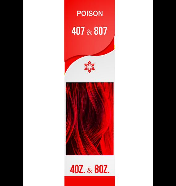 Arctic Fox Poison Hair Dye
