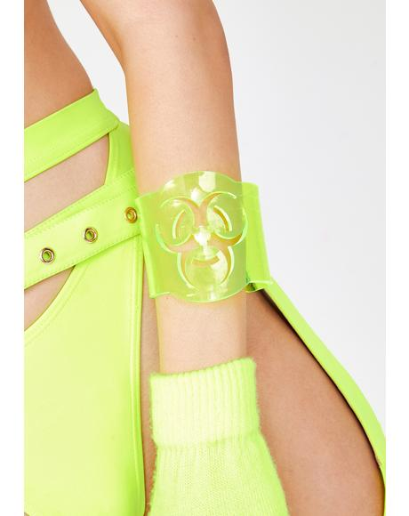 Acid Tronic Hazard UV Bracelet