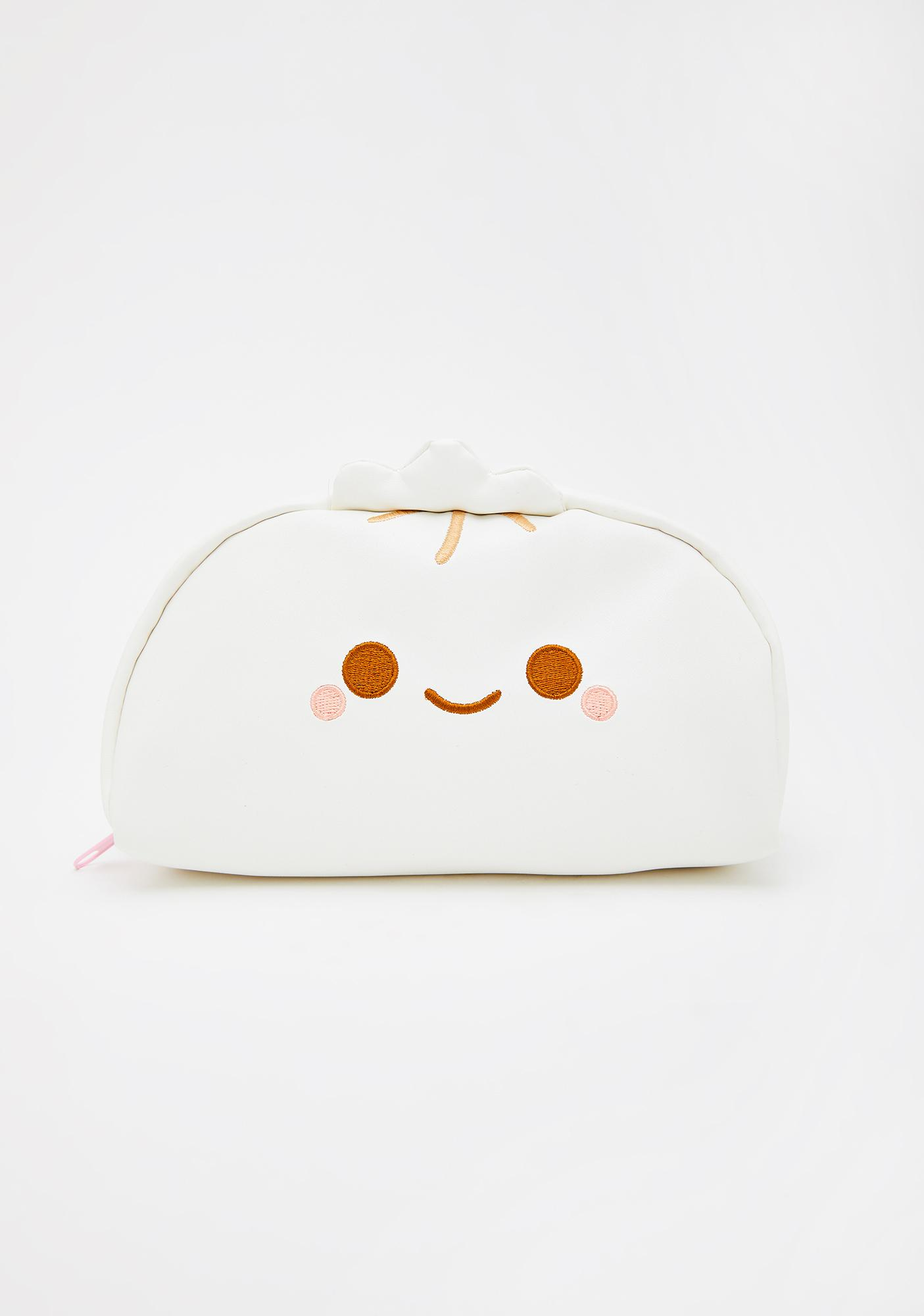 Smoko Little B Dumpling Round Pencil Case
