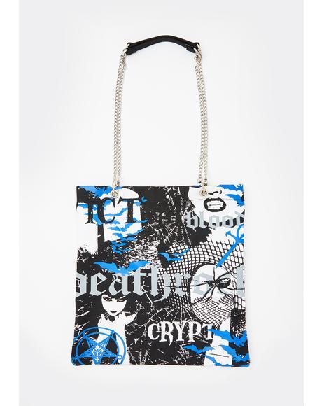 Sinner's Paradise Tote Bag
