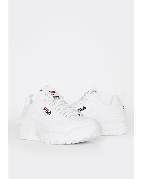 Unisex Disruptor 2 Premium Sneakers