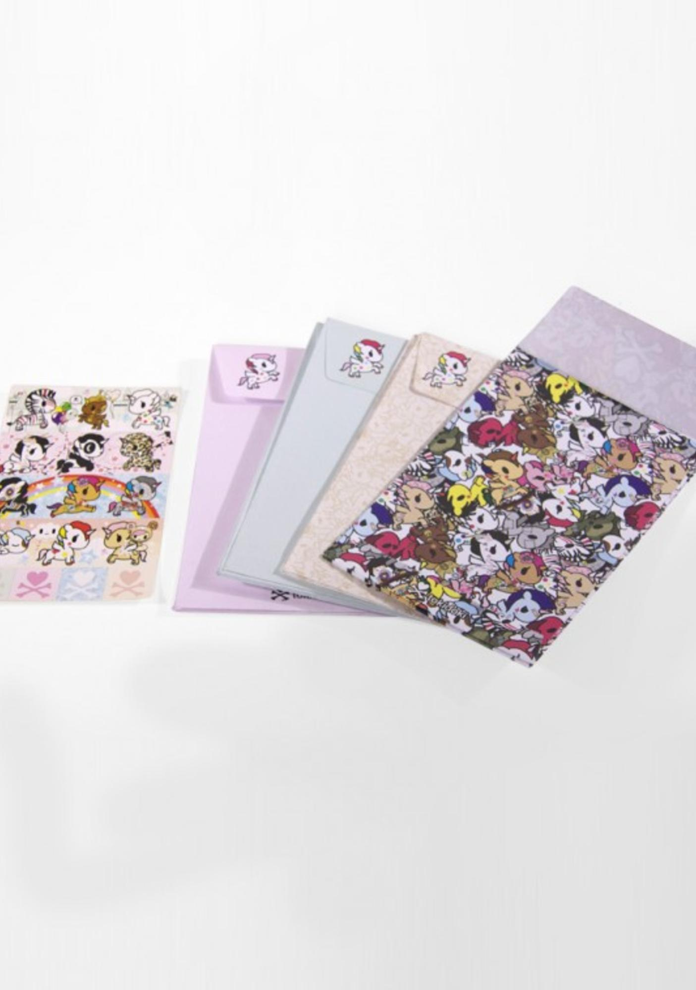 Tokidoki Unicorno Stationary Kit