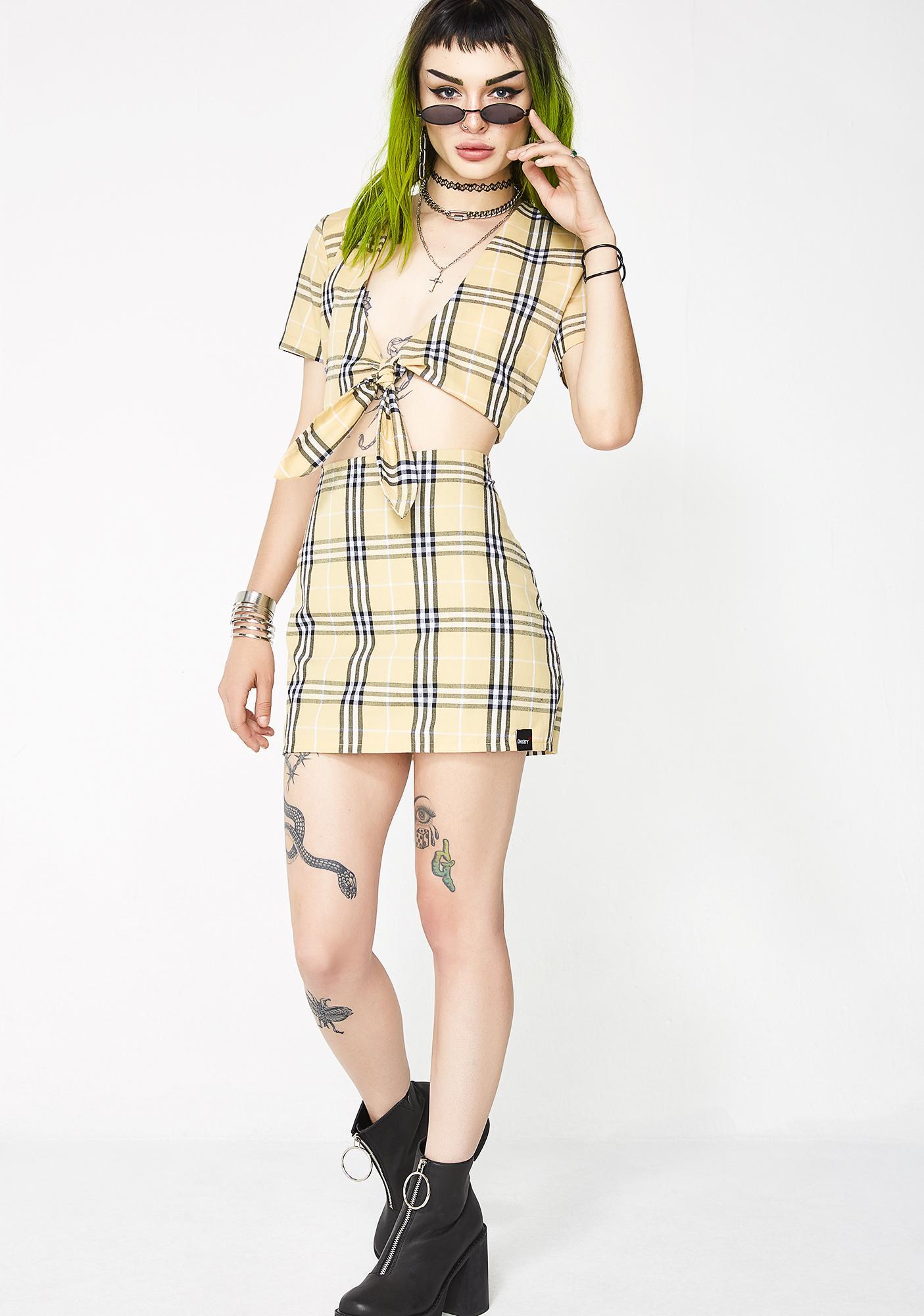 O Mighty Gwen Skirt