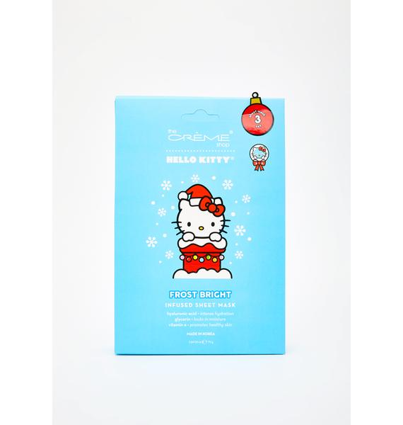 The Crème Shop Hello Kitty Face Mask Set