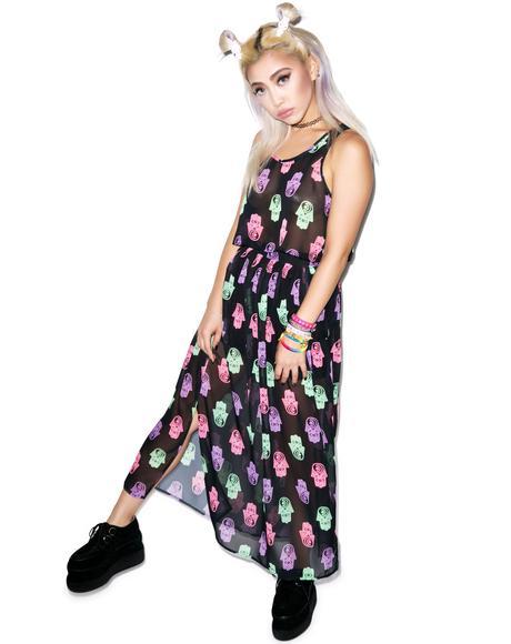 Hamsa Skirt