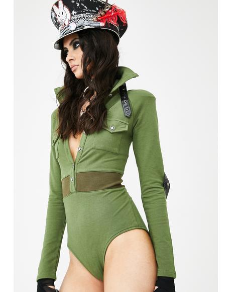 Military Bodysuit