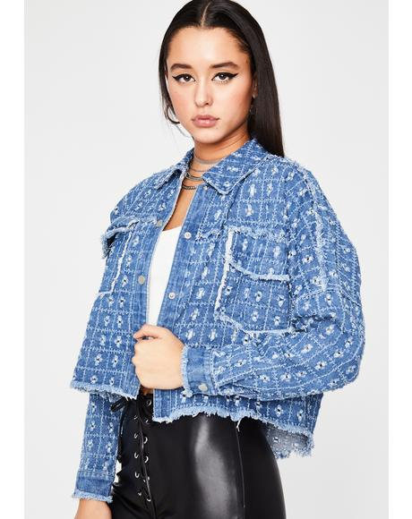 A MF Need Denim Jacket