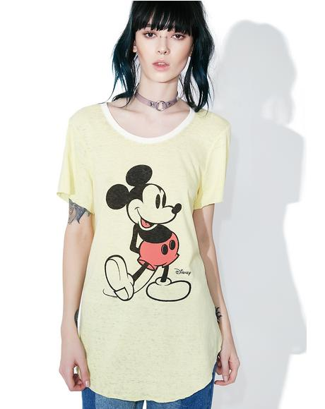 Old School Mickey Mouse Tee