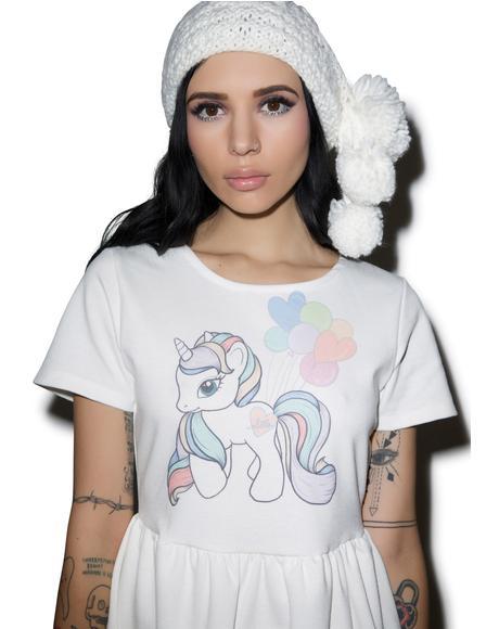 Pony Up Dress